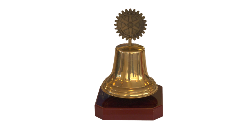 RCEMI gets its bell
